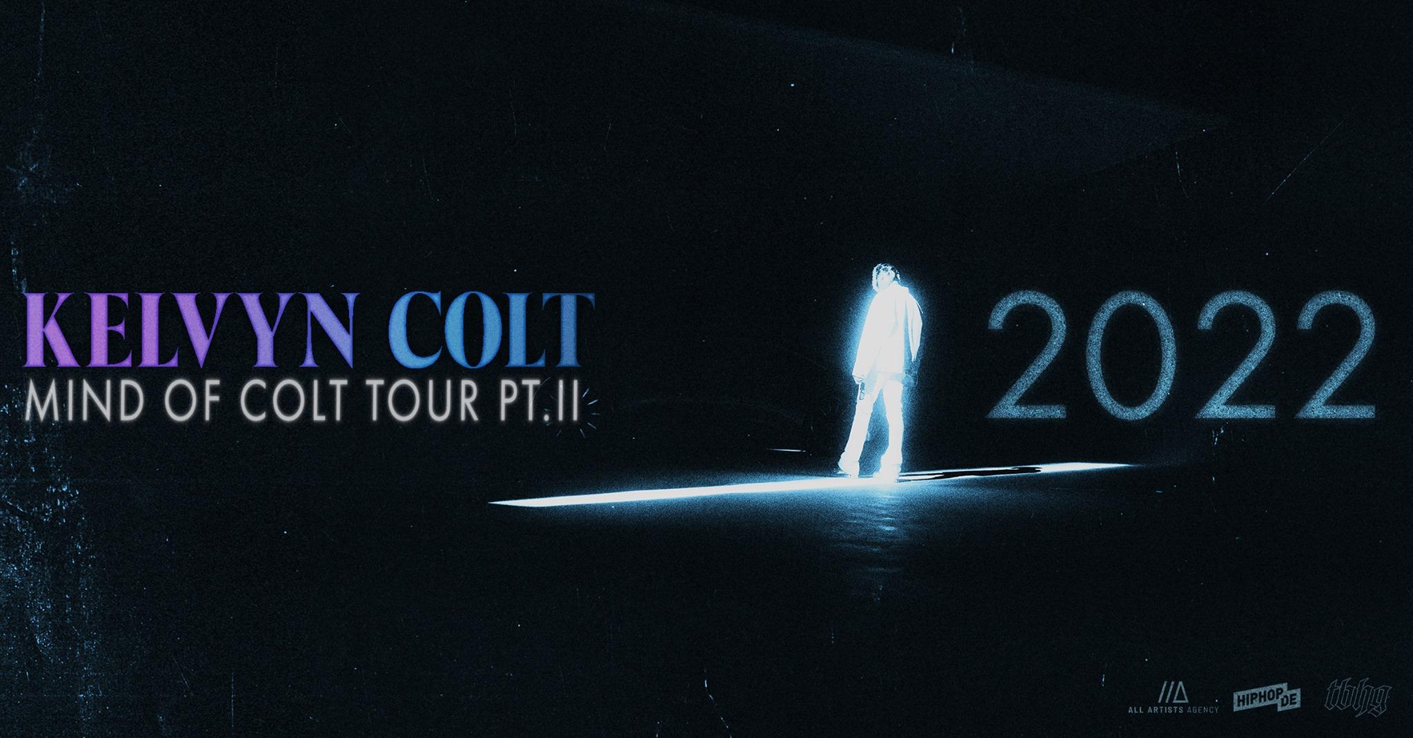 Events Wien: Kelvyn Colt /// Mind Of Colt, Pt. II /// Wien