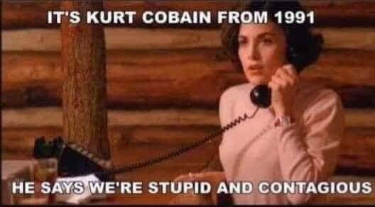 Events Wien: Kurt Cobain Tribute zum 28. Todestag