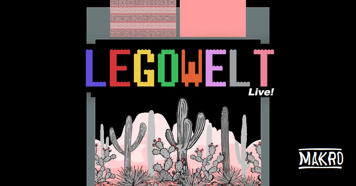 Events Wien: MAKRO w/ Legowelt Live + Pangaea