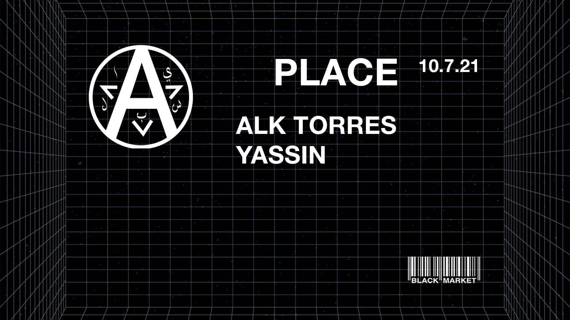 Events Wien: Black Market invites PLACE