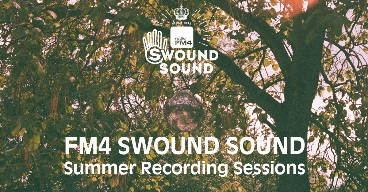 Events Wien: FM4 Swound Sound Rec. Sessions / Sauna Strandklub