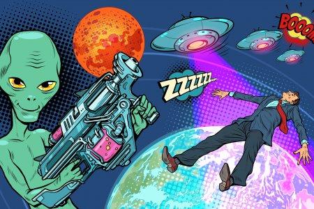 US-Behörden: Existenz außerirdischer Technologie auf der Erde nicht ausgeschlossen