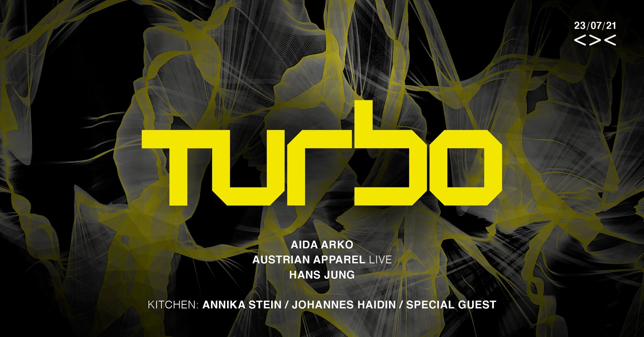 Events Wien: TURBO   Aida Arko, Austrian Apparel Live…