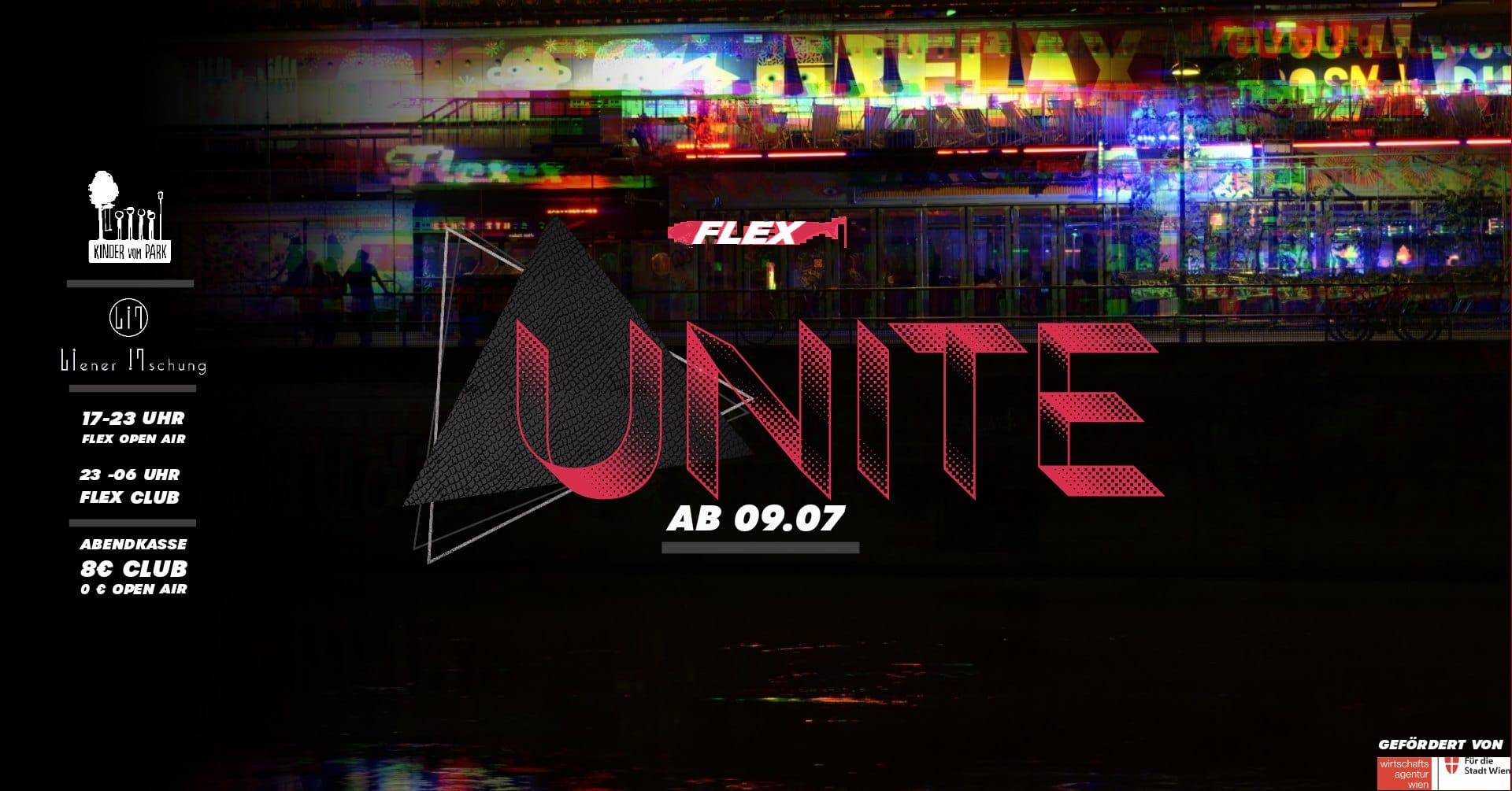 Events Wien: UNITE