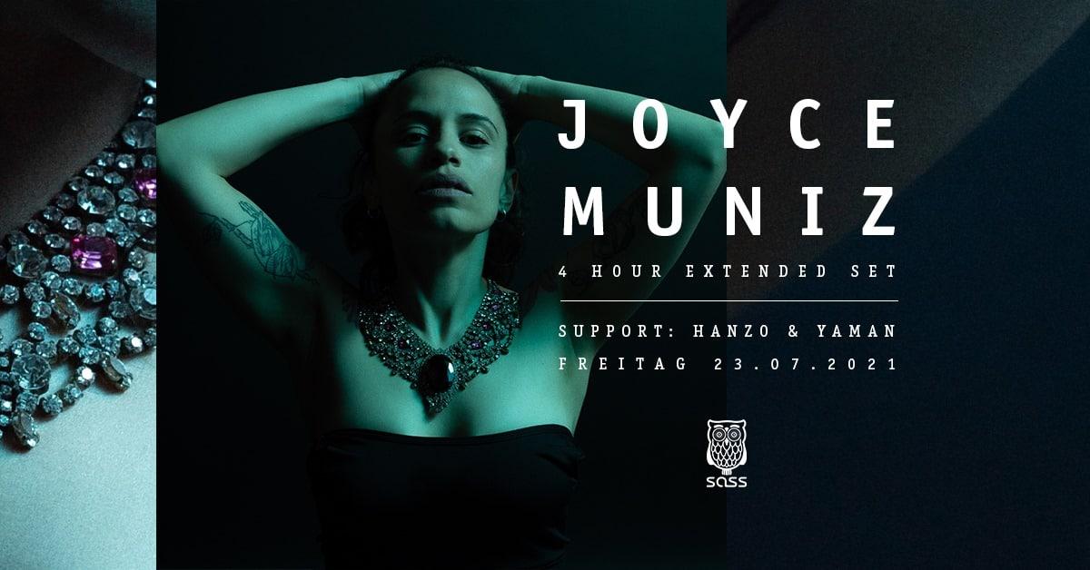 Events Wien: Joyce Muniz – Extended – SASS