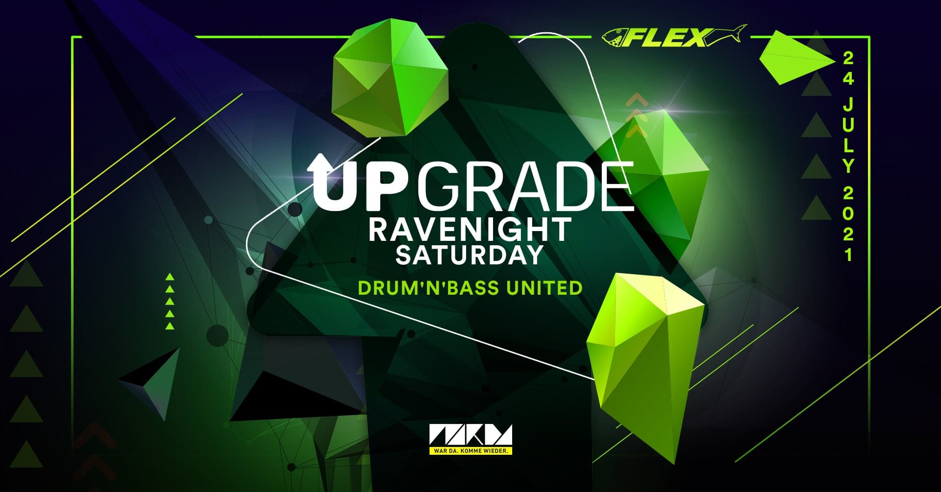 Events Wien: Upgrade Ravenight