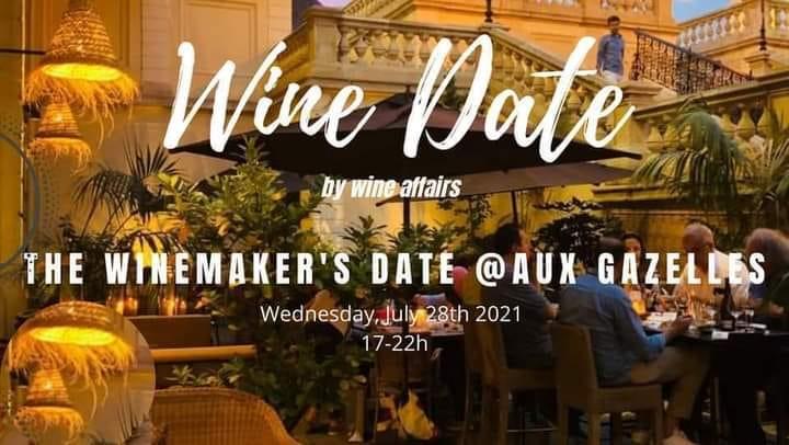 Events Wien: WineDate by Wine Affairs @Aux Gazelles – Open Air