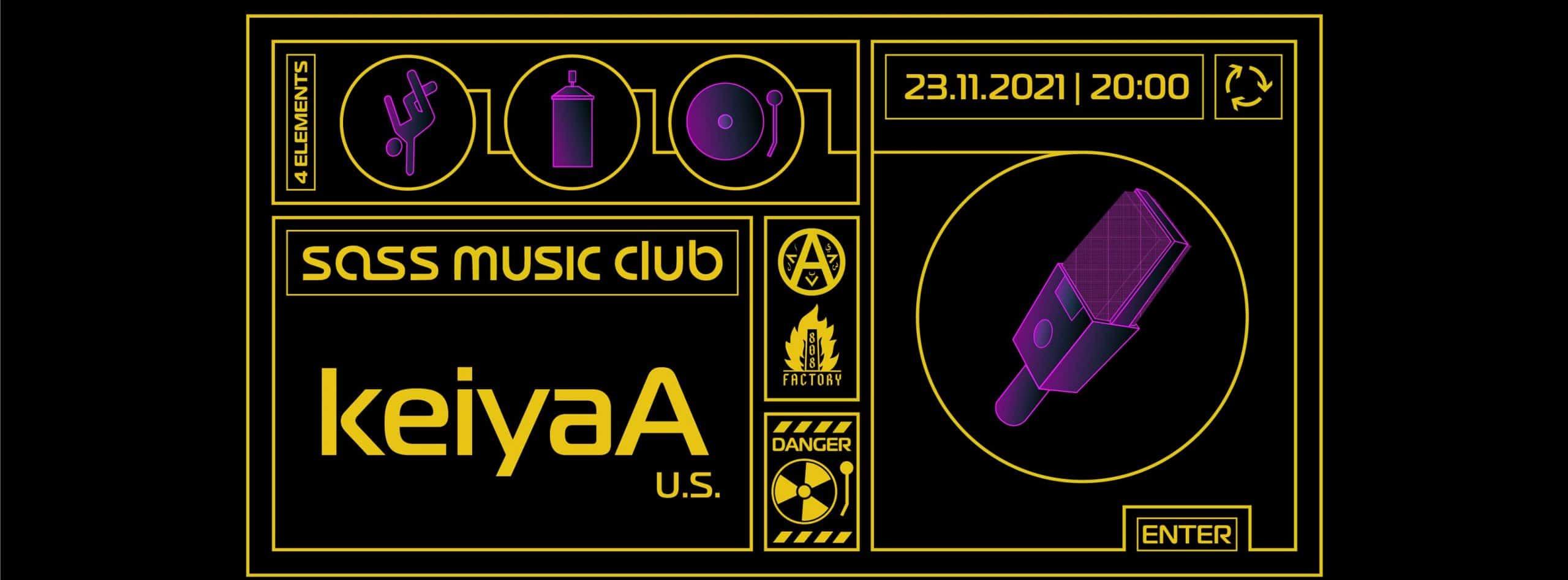 Events Wien: Goldcuts w/ keiyaA // Demae