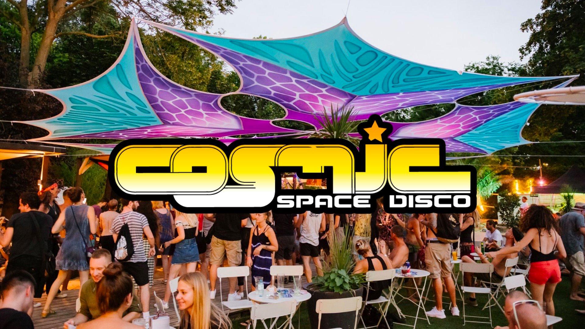 Events Wien: COSMIC Pool Party on 4 Floors & ZYCE