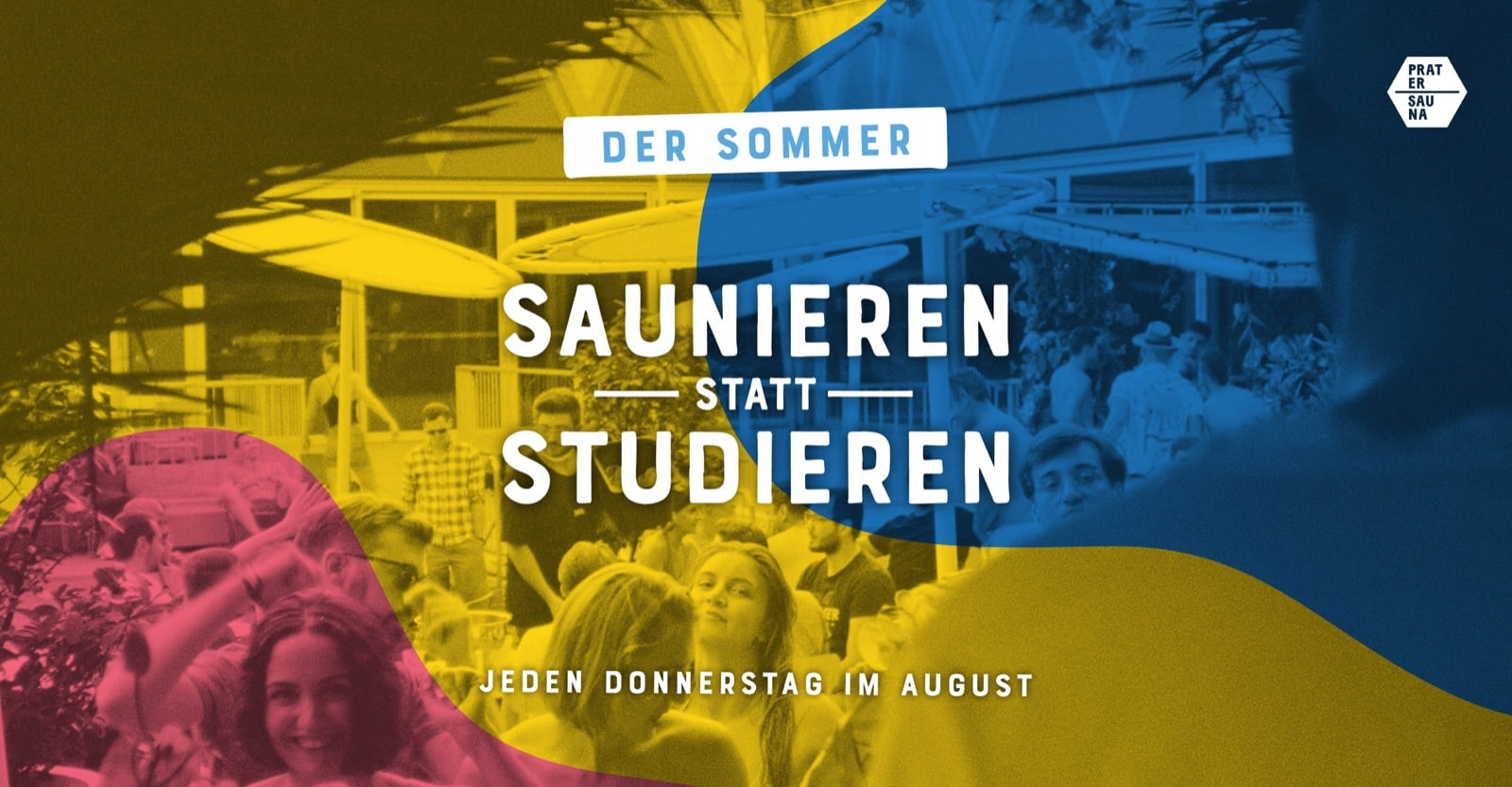 Events Wien: Saunieren statt Studieren   Dein Sommer
