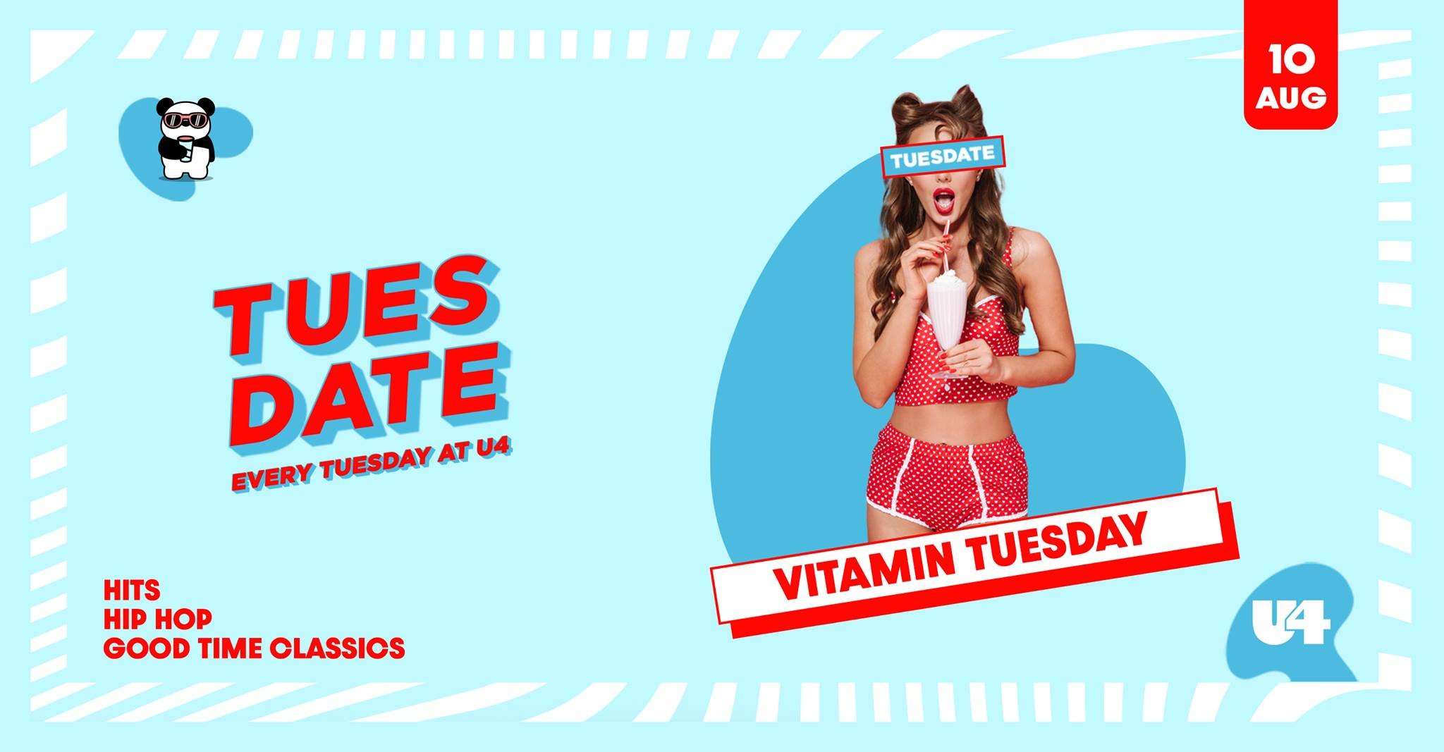 Events Wien: Tuesdate – Vitamin Tuesday – 10.08