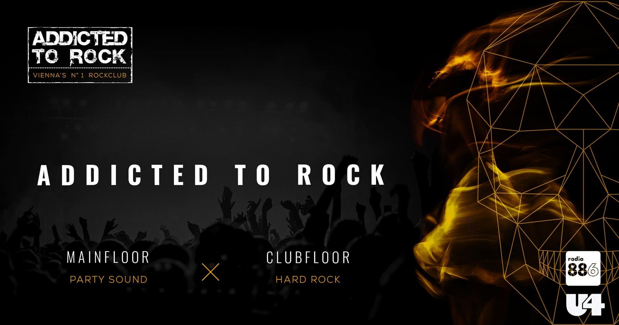 Events Wien: ADDICTED 2 ROCK