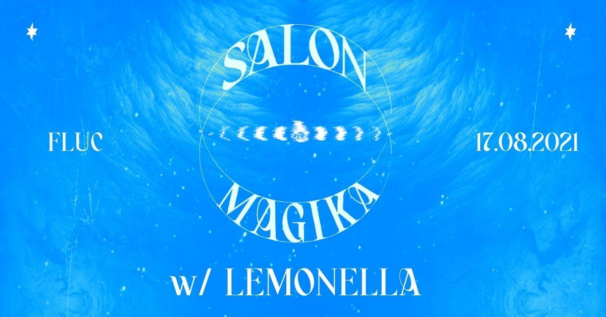 Events Wien: Salon Magika w/ Lemonella