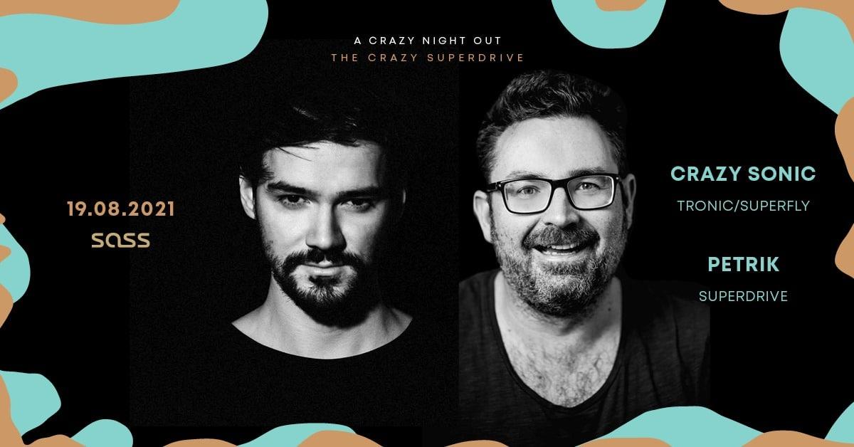 Events Wien: Donnerstag Nacht w. Petrik & Crazy Sonic