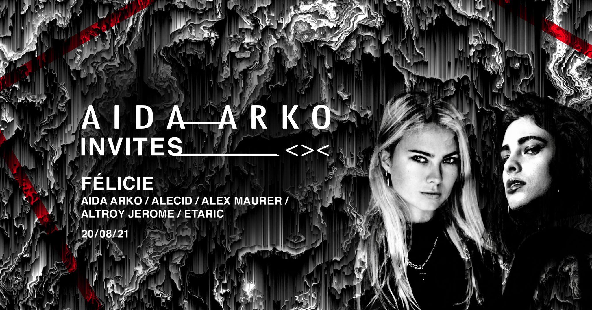 Events Wien: Aida Arko Invites   Felicie