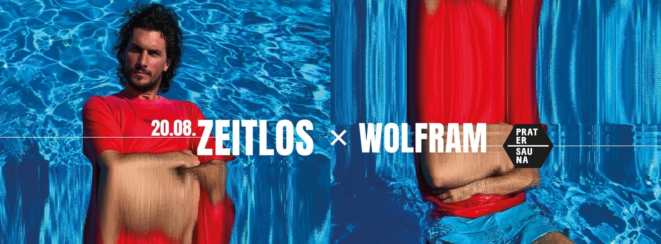 Events Wien: Zeitlos mit Wolfram