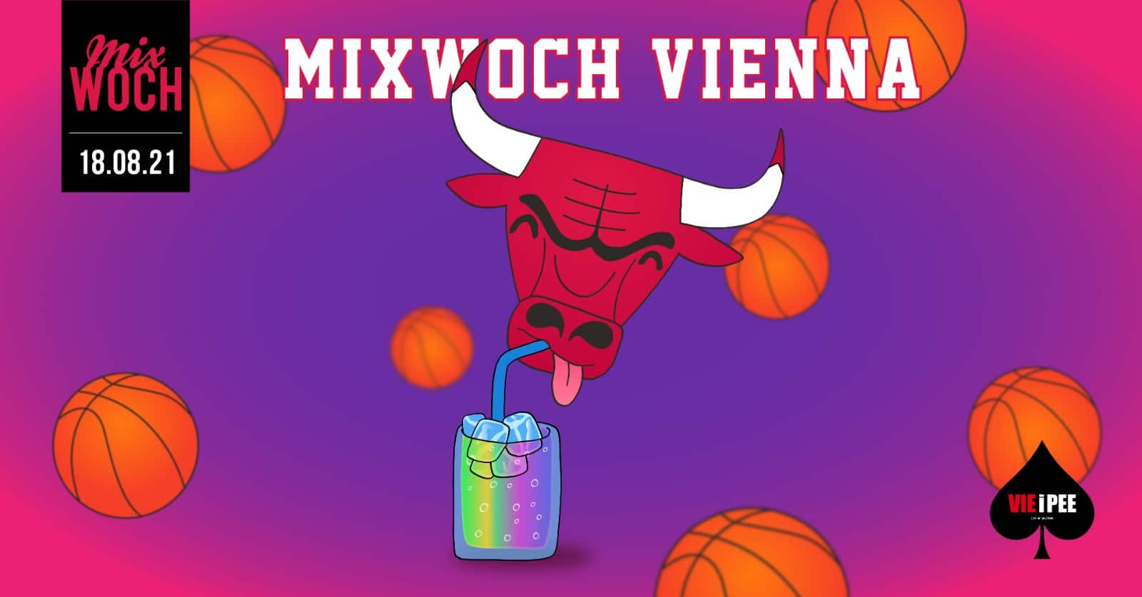Events Wien: Mixwoch – Any given Wednesday at VIEiPEE