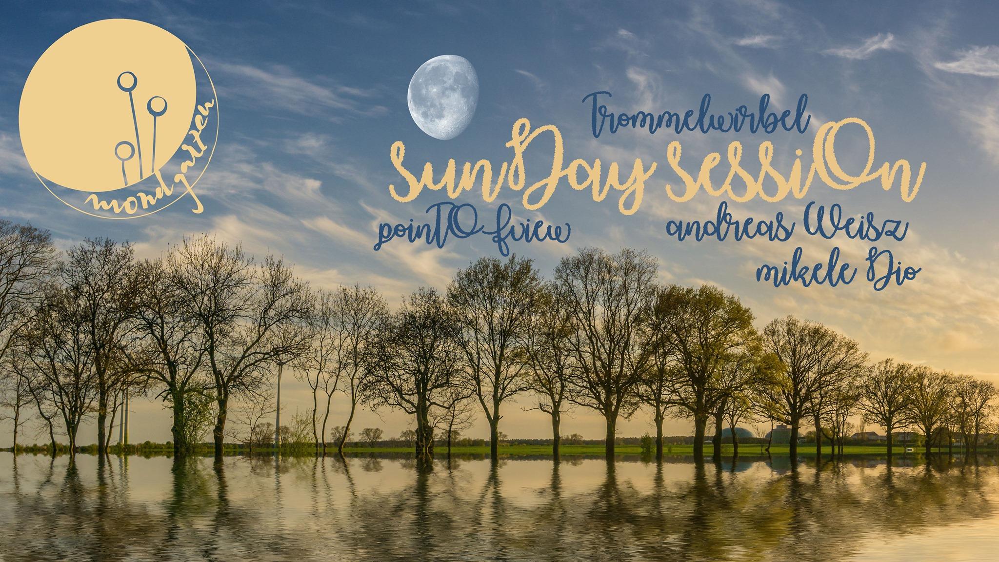 Events Wien: mondGarten sunDay sessiOn