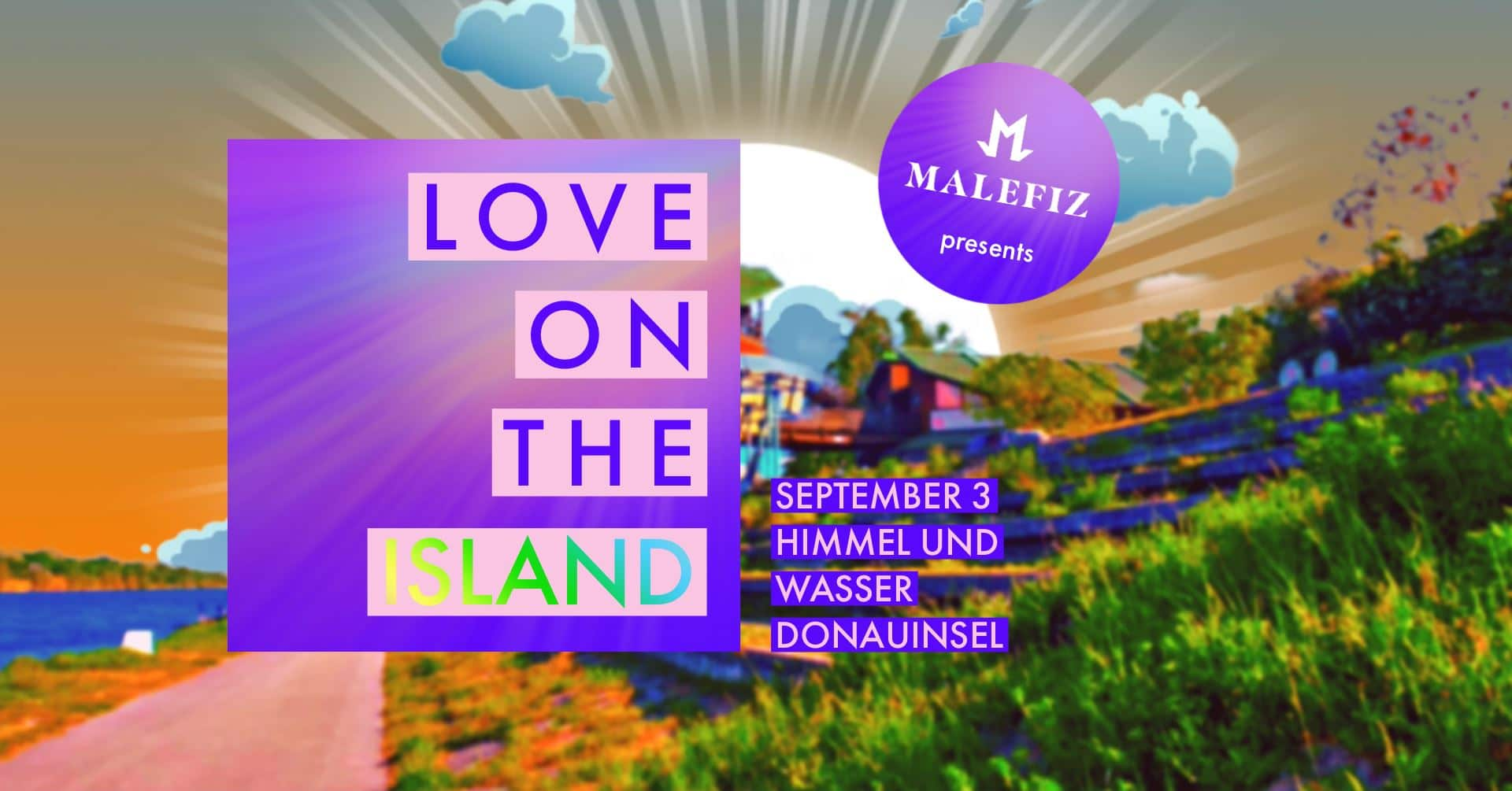 Events Wien: LOVE ON THE ISLAND
