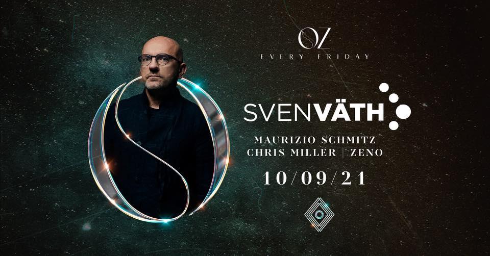 Events Wien: OZ w. SVEN VÄTH