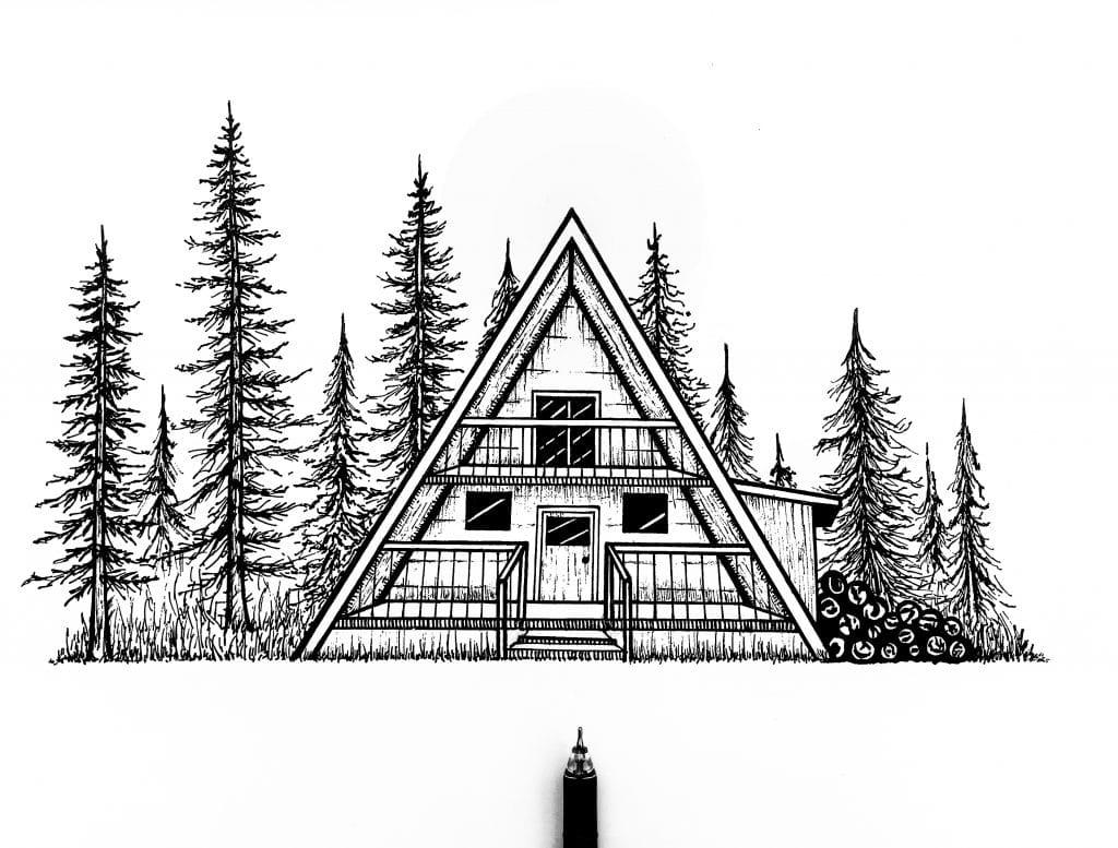 cabin mysha