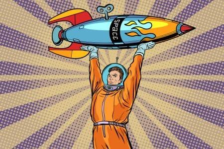 Blue Origins New Glenn Rakete: Tief gestapelt oder unfähig? Die Falcon 9 auf Steroide… mit Nebenwirkungen?