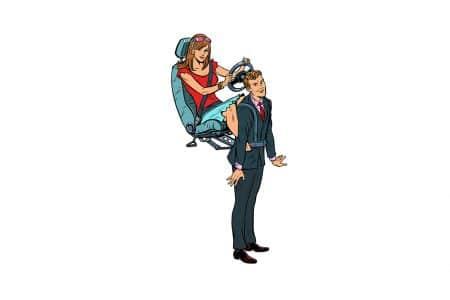 Der SIMP: Selbstsüchtiger Beischlafbettler oder aufrechter Gentleman?