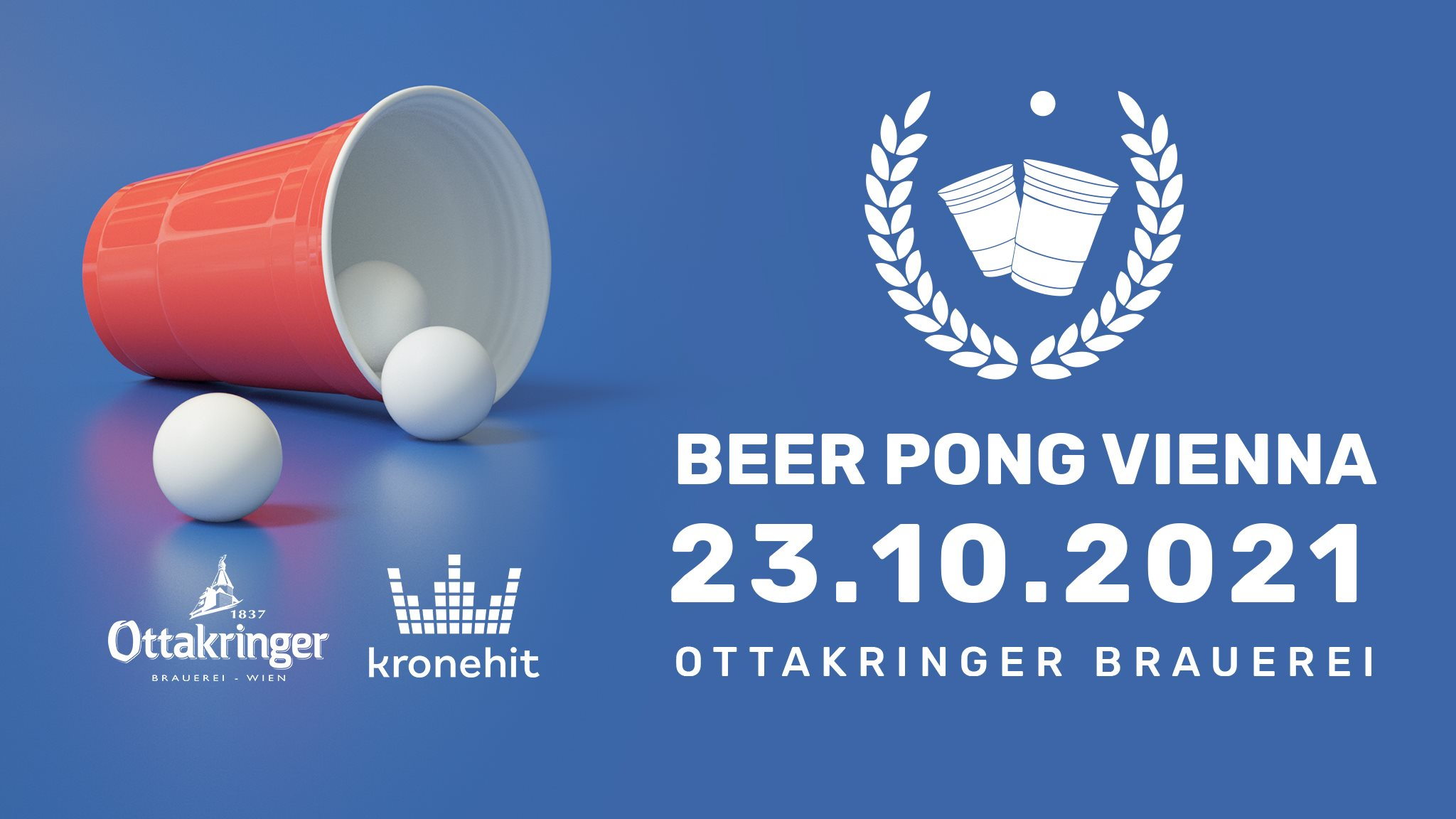 Events Wien: Beer Pong Vienna 2021