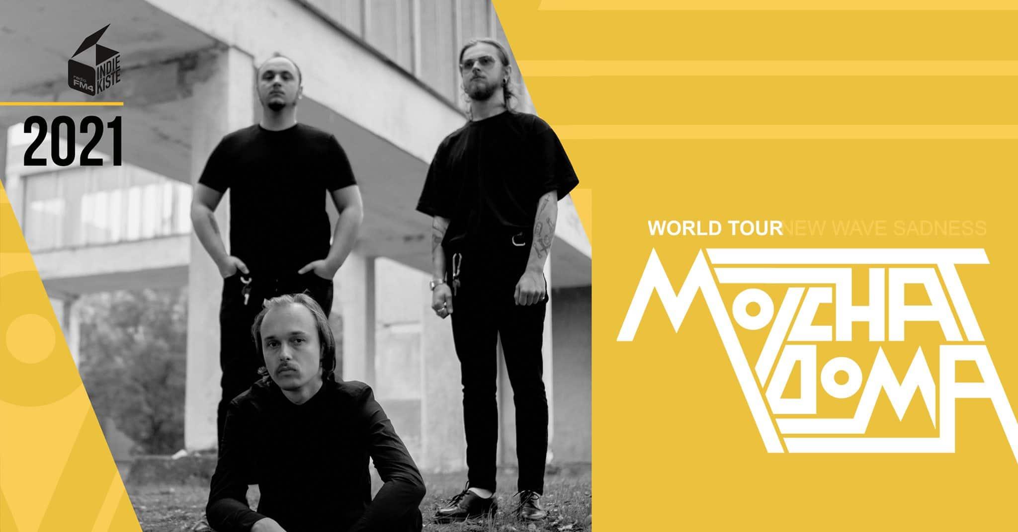 Events Wien: FM4 Indiekiste mit Molchat Doma