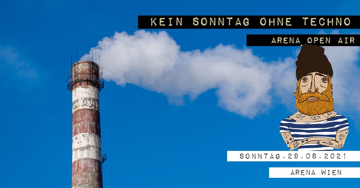 Events Wien: Kein Sonntag Ohne Techno – Back to Reality
