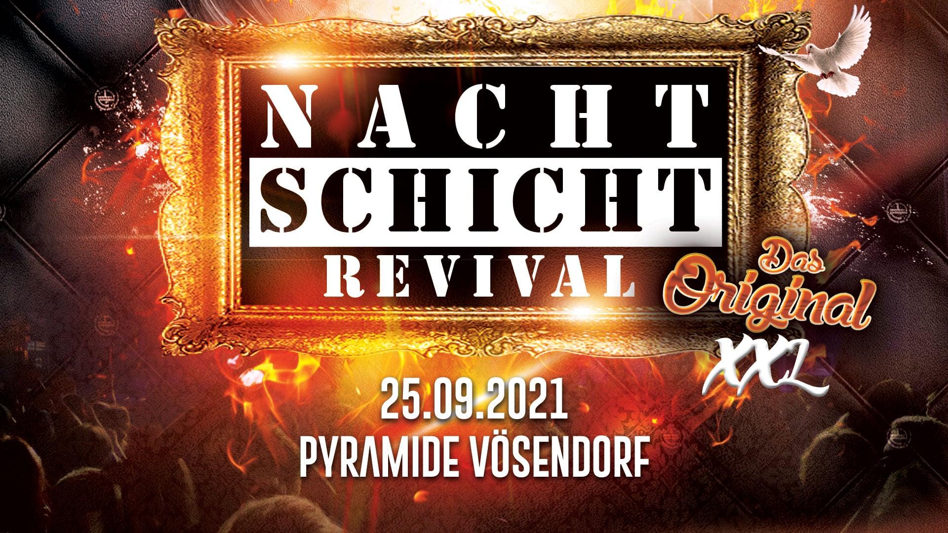 Events Wien: Nachtschicht Revival XXL – Das Original