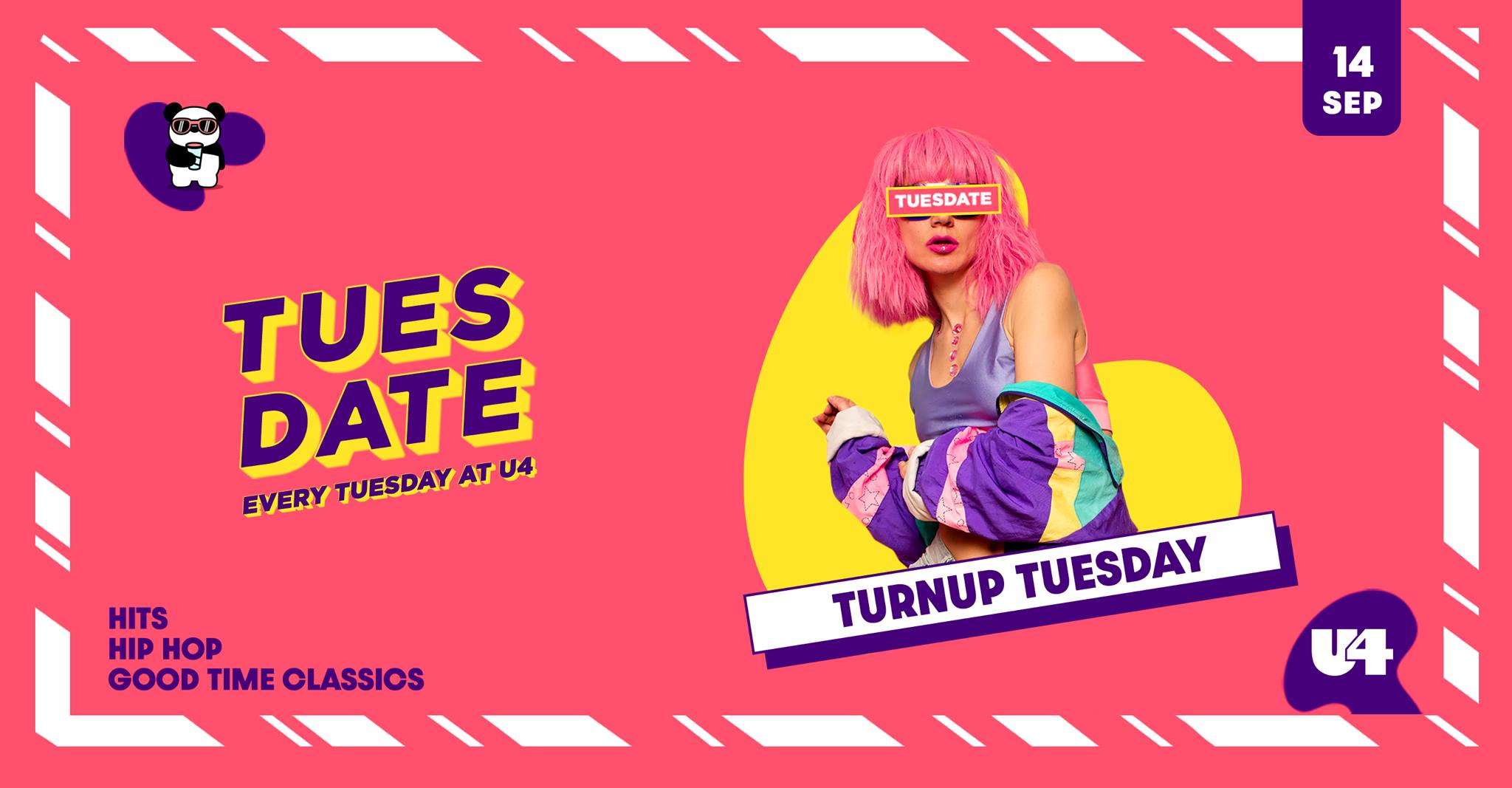Events Wien: Turnup Tuesday   Tuesdate   14.09.
