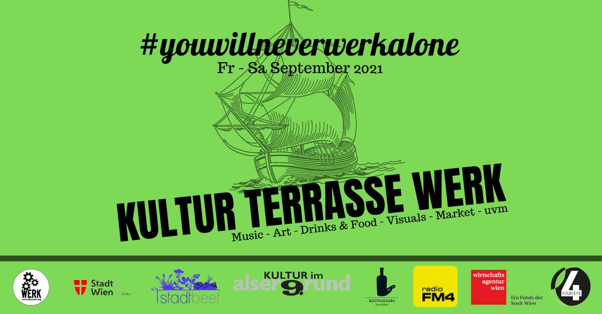 Events Wien: KulturTerrasse WERK #16