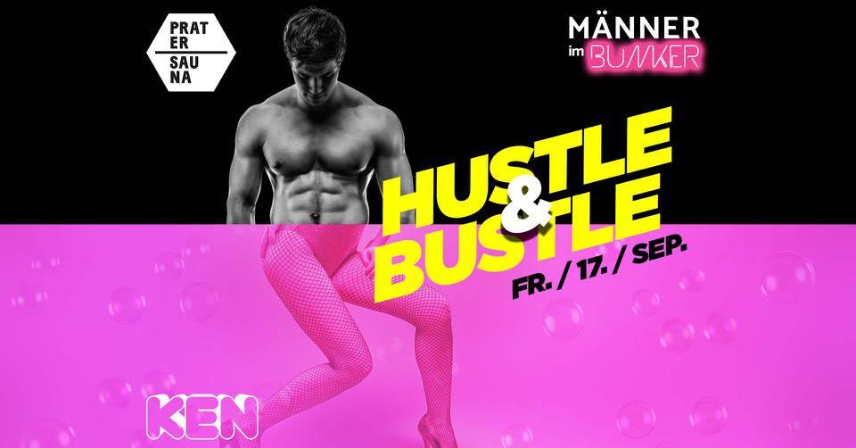 Events Wien: Hustle & Bustle ft. KEN Club and Männer im Bunker