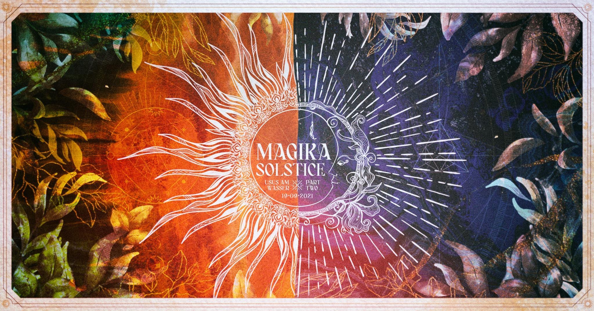 Events Wien: Magika Solstice – part 2 w/Just Emma