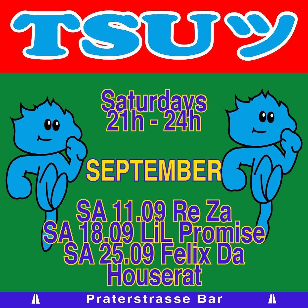 Events Wien: TSU Praterstrasse