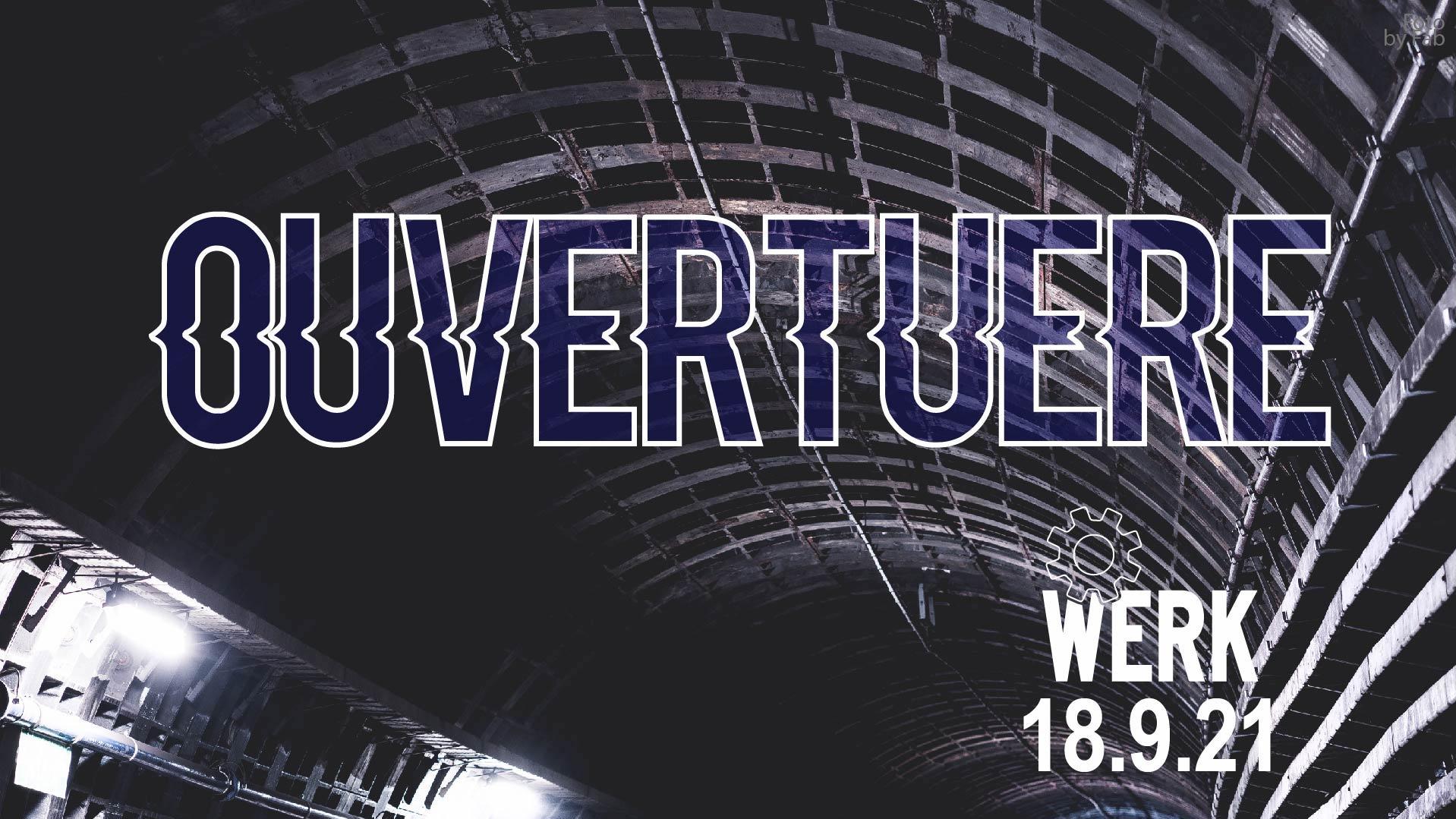 Events Wien: OUVERTUERE X FUNKROOM