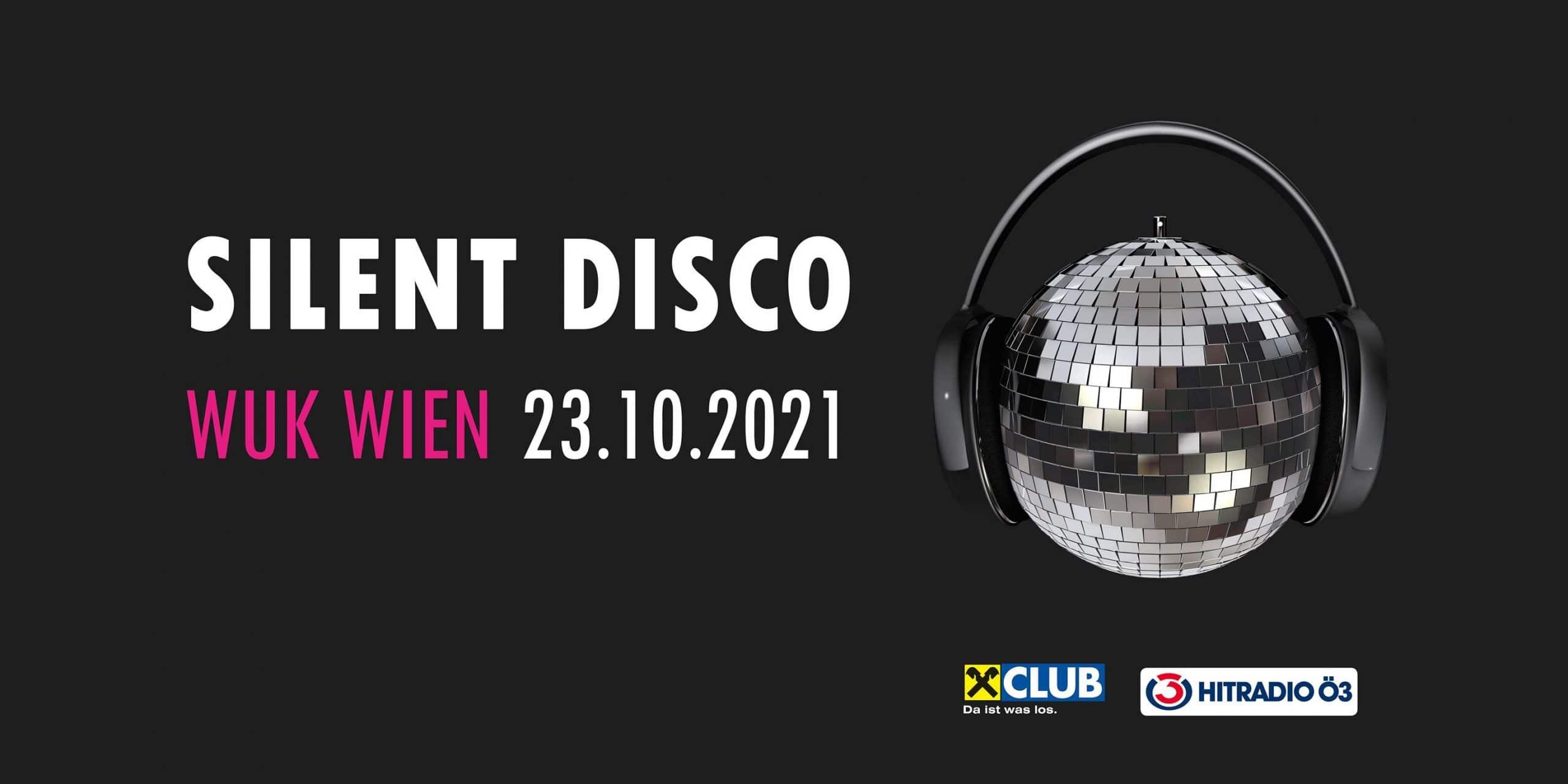 Events Wien: Silent Disco | WUK Wien