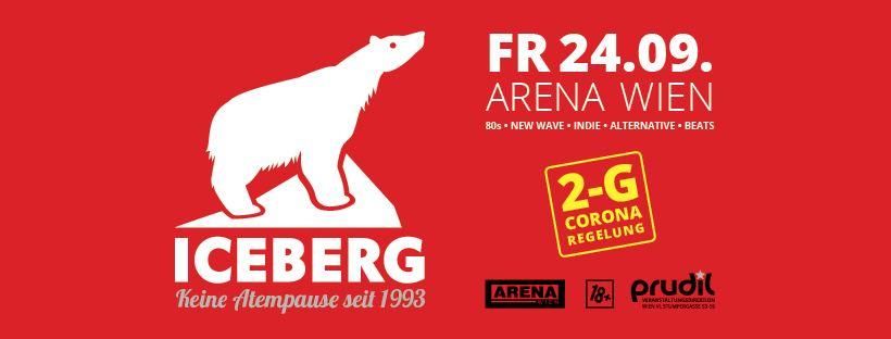 Events Wien: ICEBERG