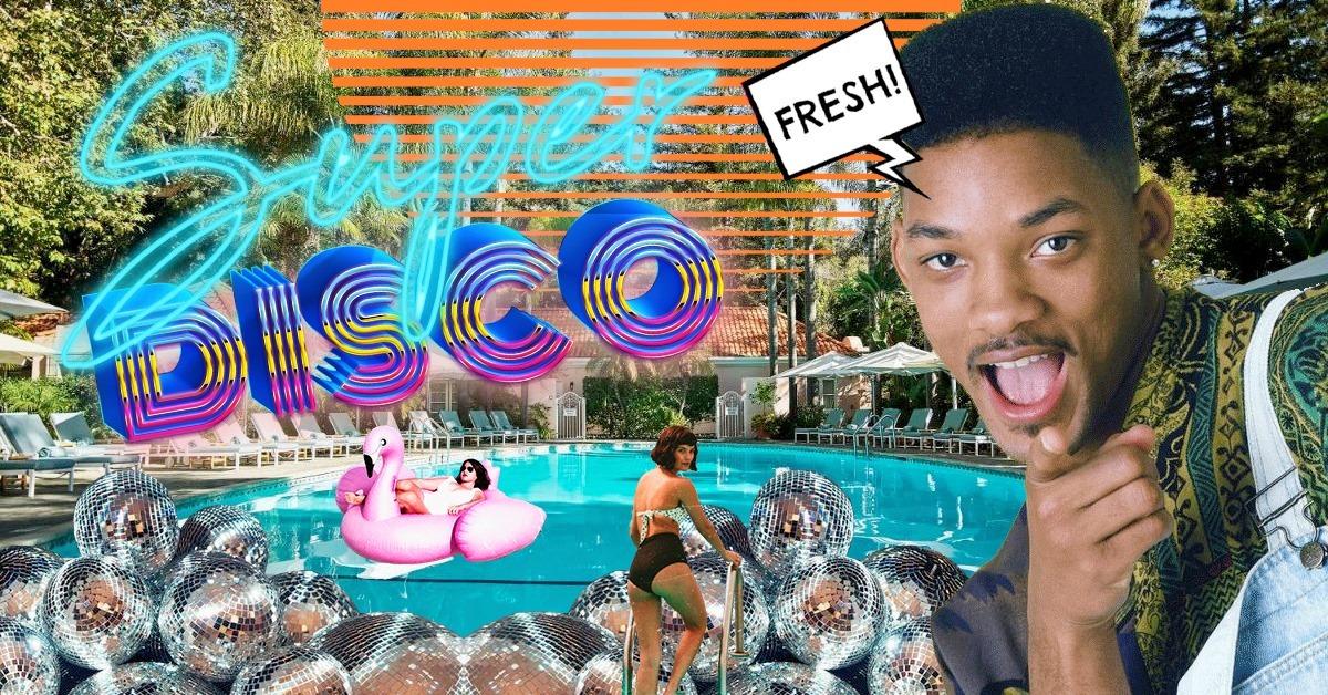 Events Wien: Super Disco – The O of Bel-Air