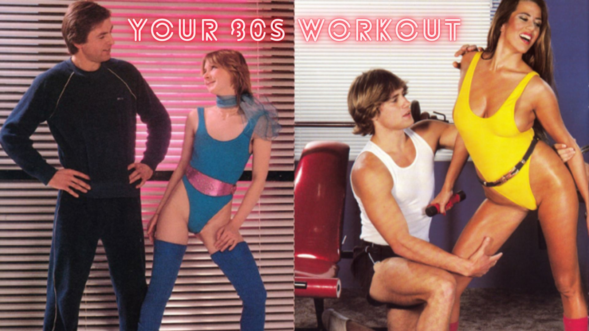 Events Wien: Your 80s Workout