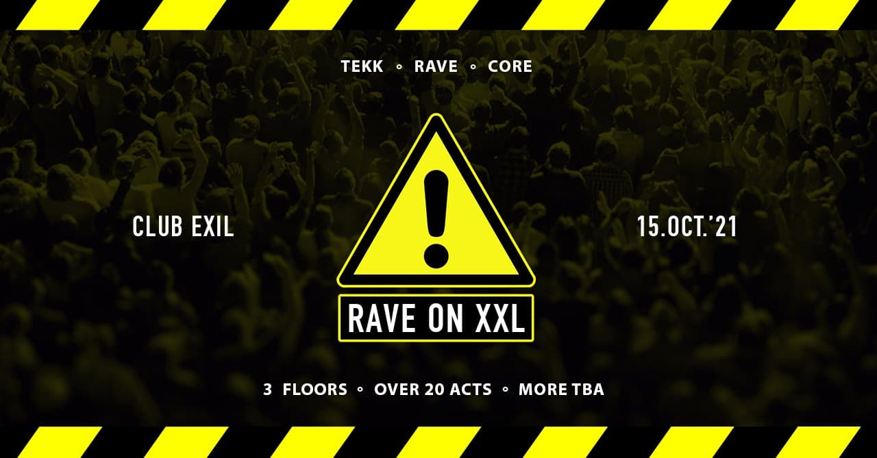 Events Wien: RAVE ON XXL