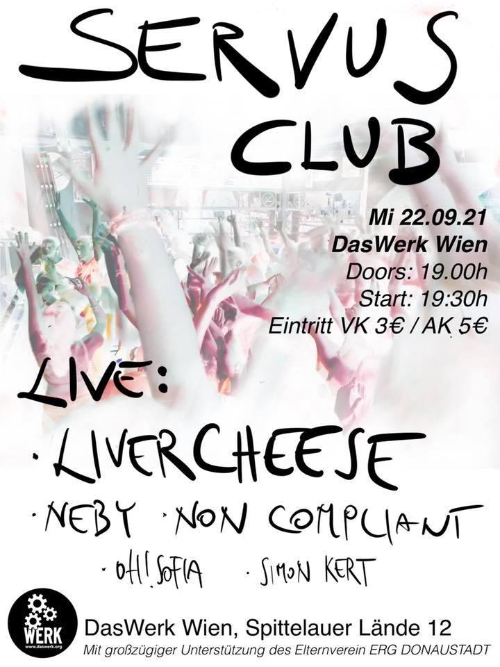 Events Wien: Servus Club