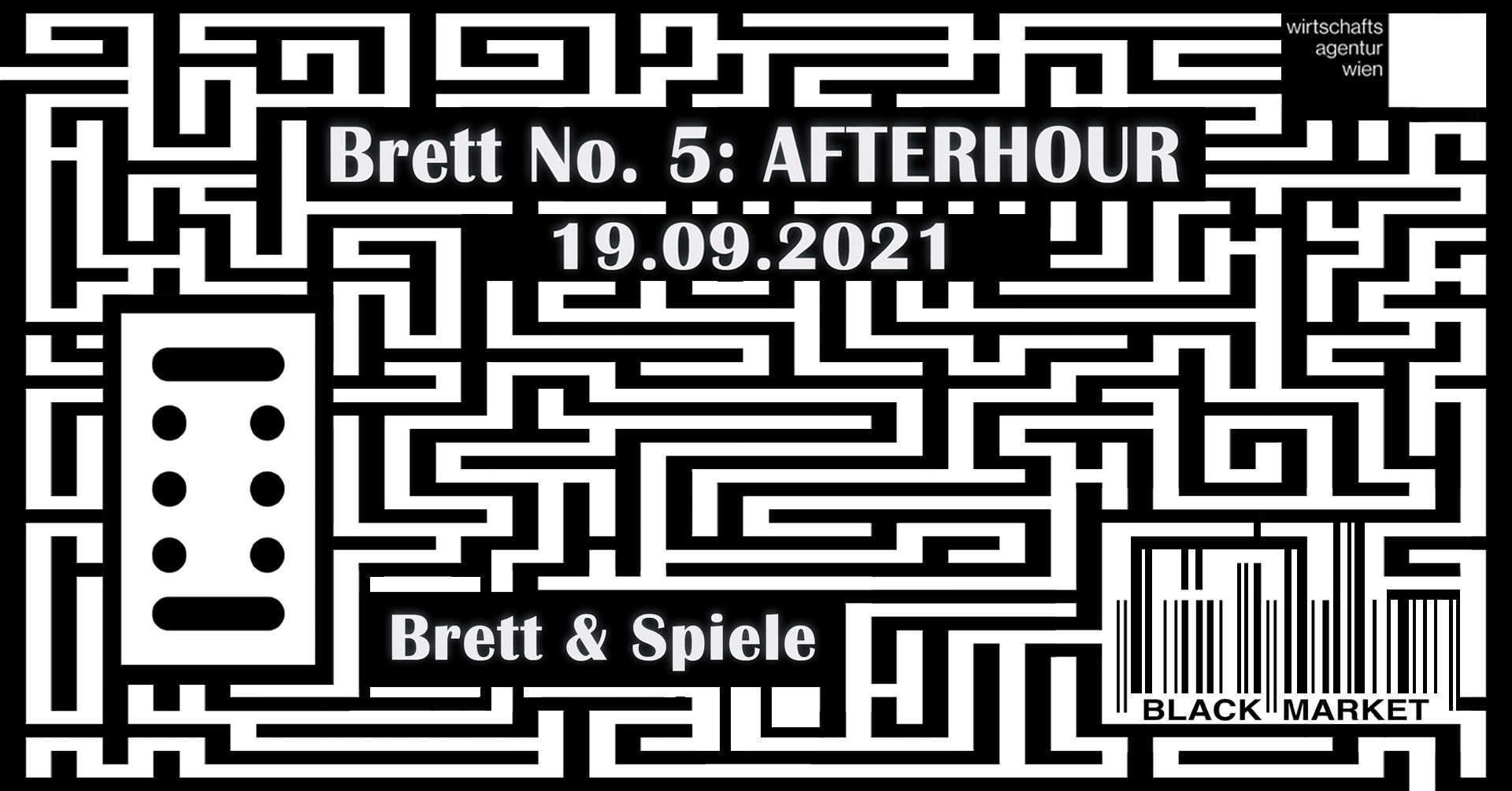Events Wien: Brett No 5: AFTERHOUR mit Hard Techno im Black Market