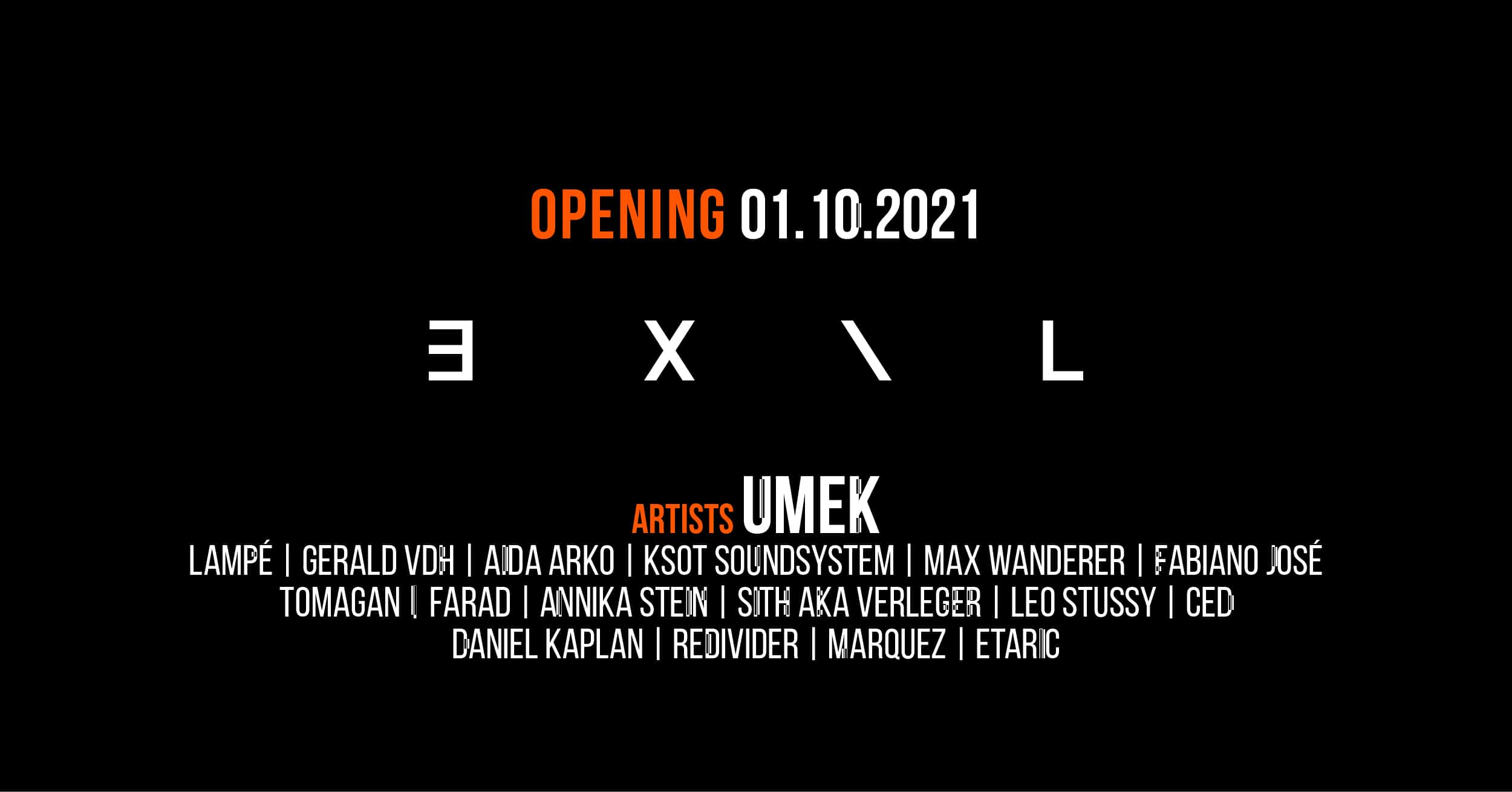 Events Wien: EXIL – Grand Opening