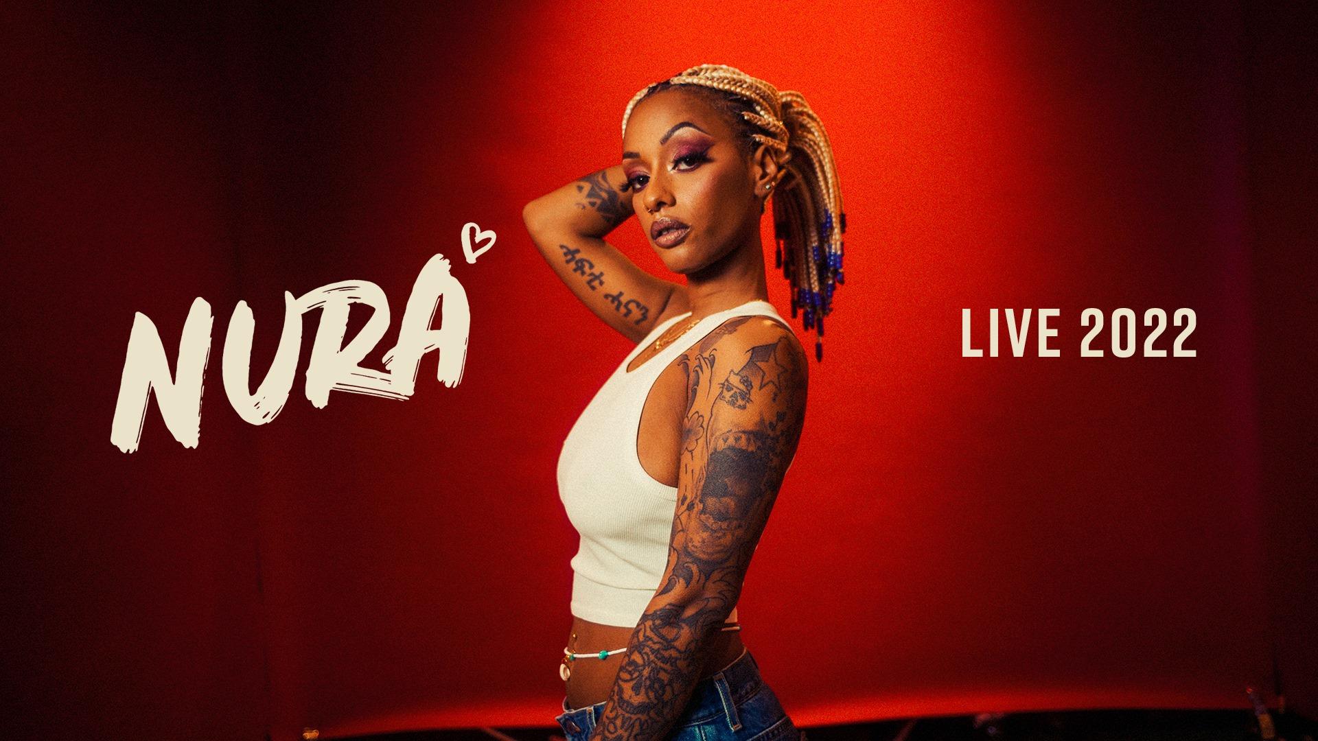 Events Wien: Nura /// Live 2022 /// Wien