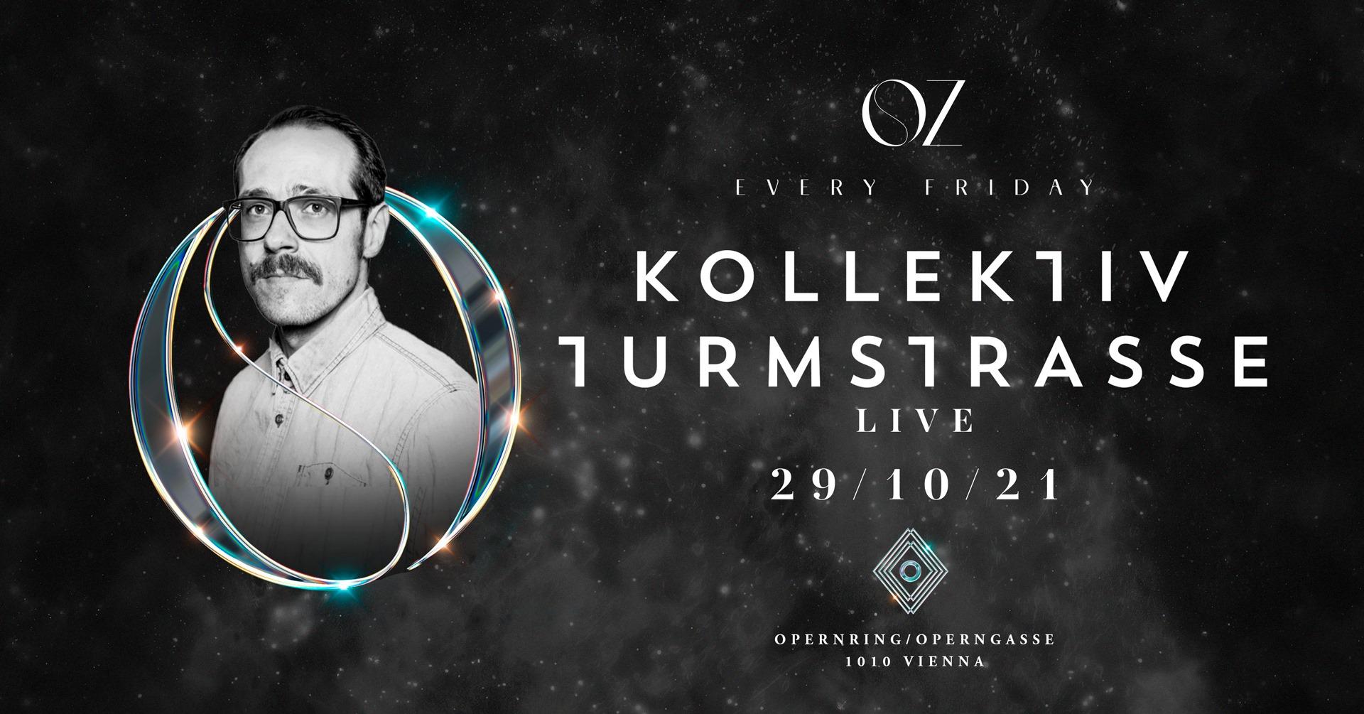 Events Wien: OZ w/ Kollektiv Turmstrasse