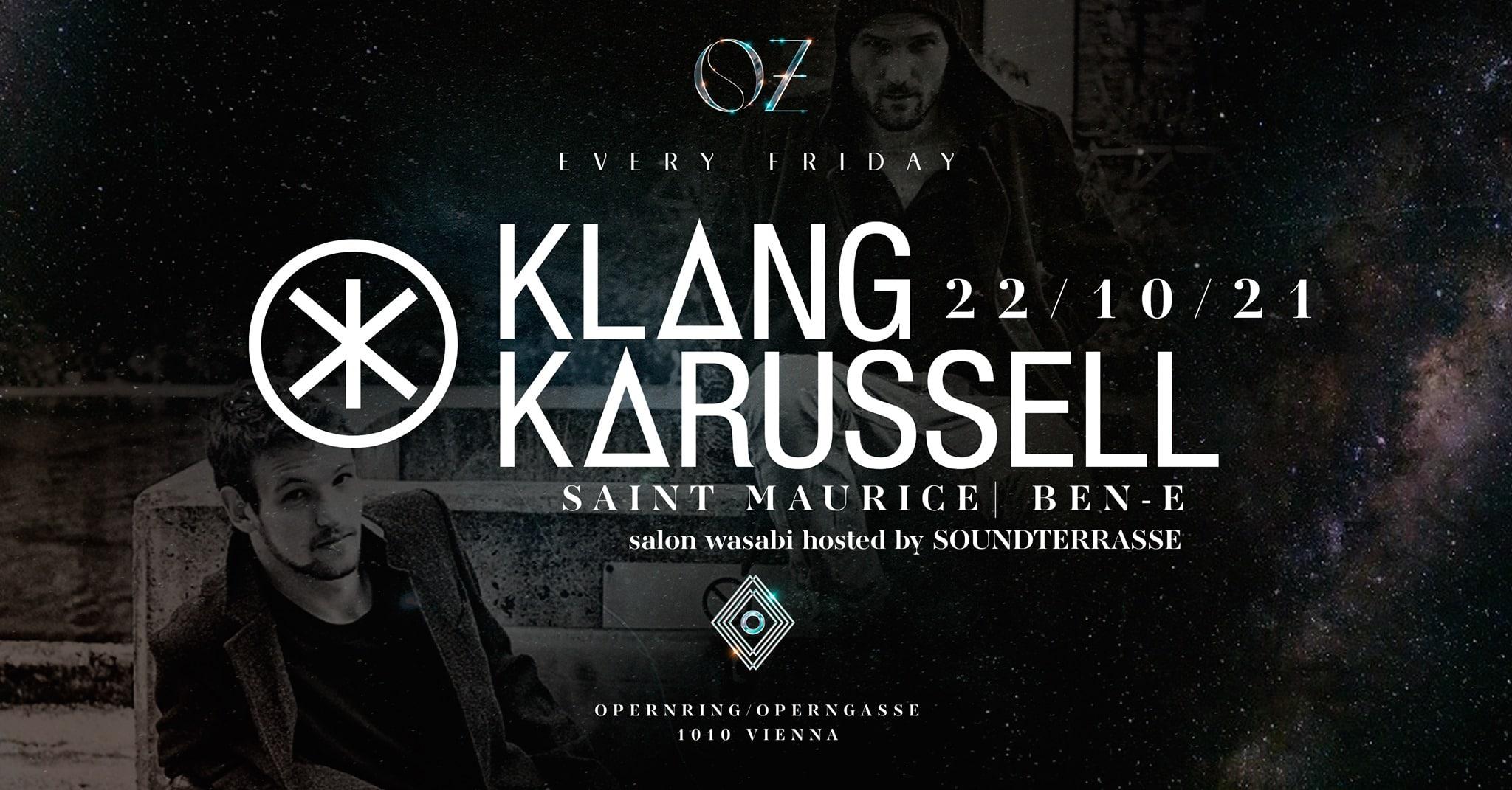 Events Wien: OZ w/ Klangkarussell