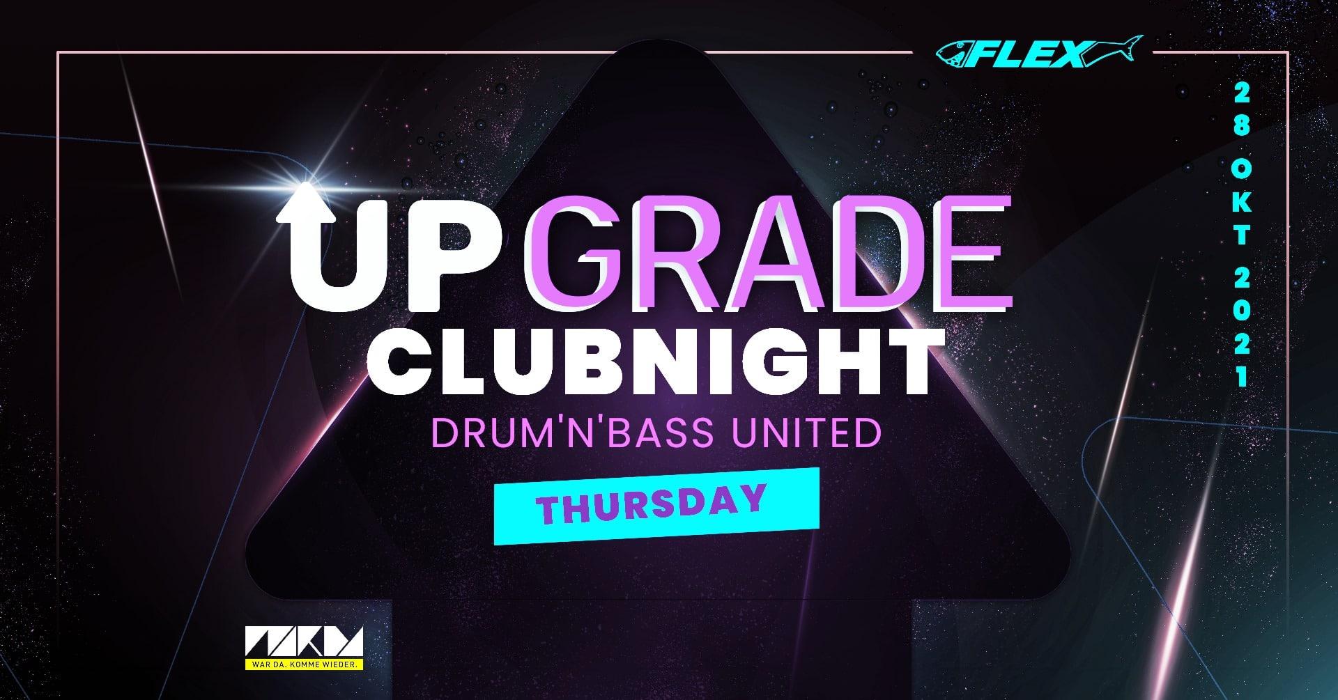 Events Wien: Upgrade Clubnight