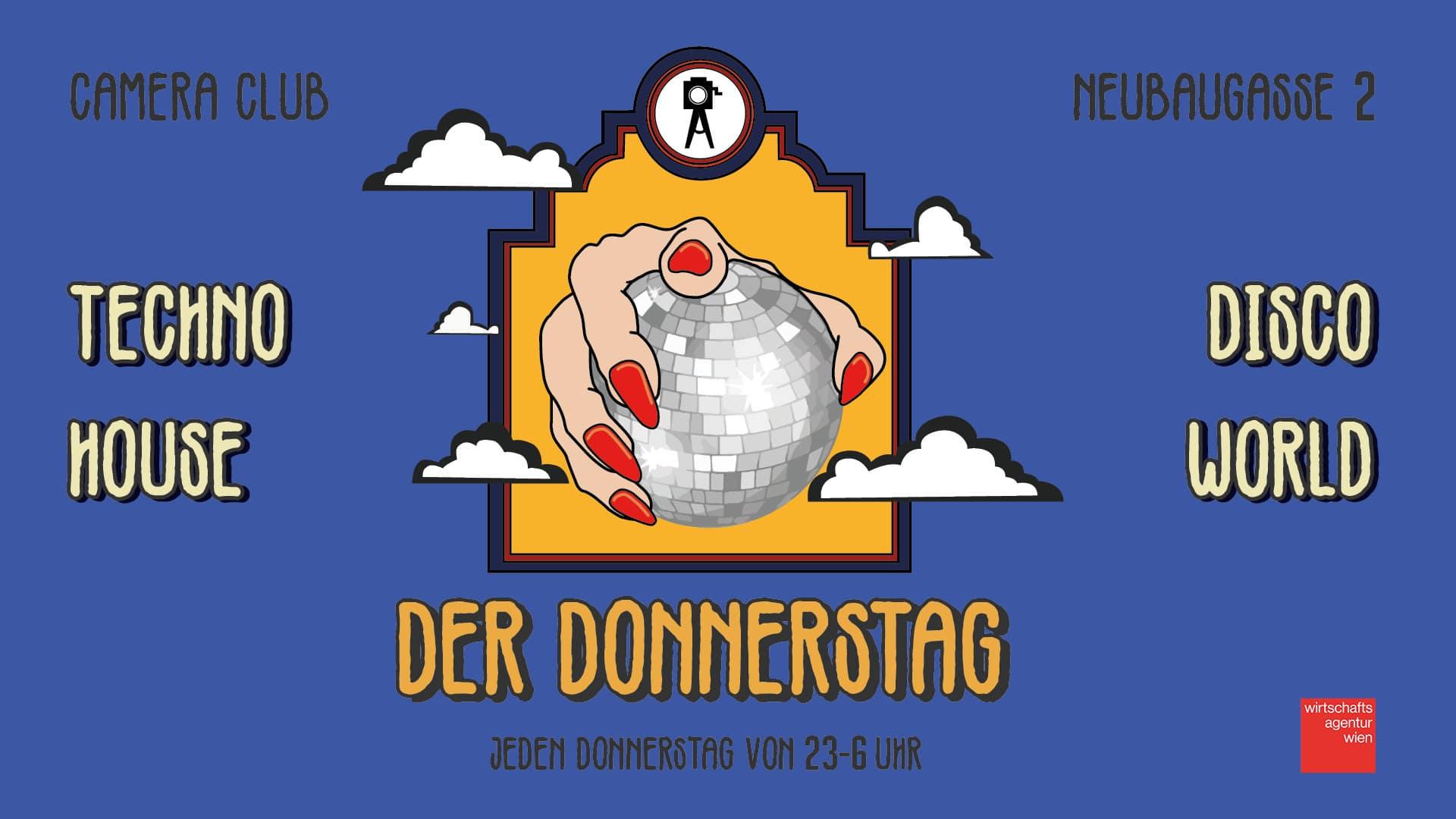 Events Wien: Der Donnerstag